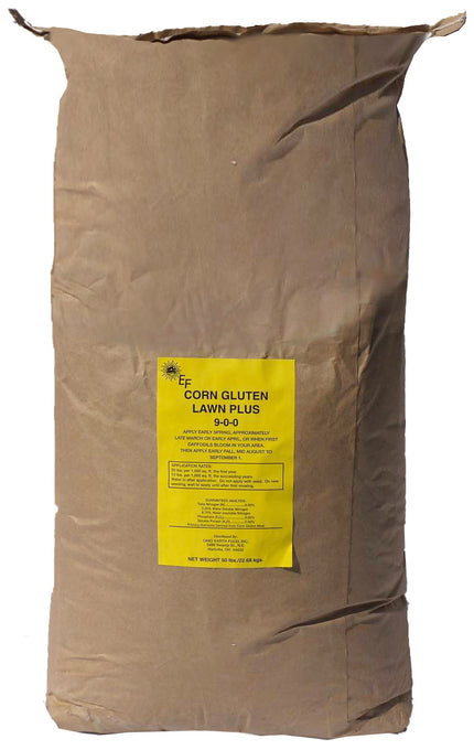 CORN GLUTEN LAWN PLUS (9-0-0)* 50# bag
