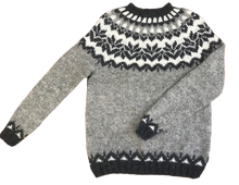 Load image into Gallery viewer, Vidak Sweater Grey