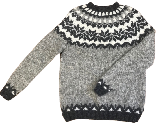 Vidak Sweater Grey (Women)