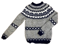 Load image into Gallery viewer, Vidak Sweater Blue (Men)