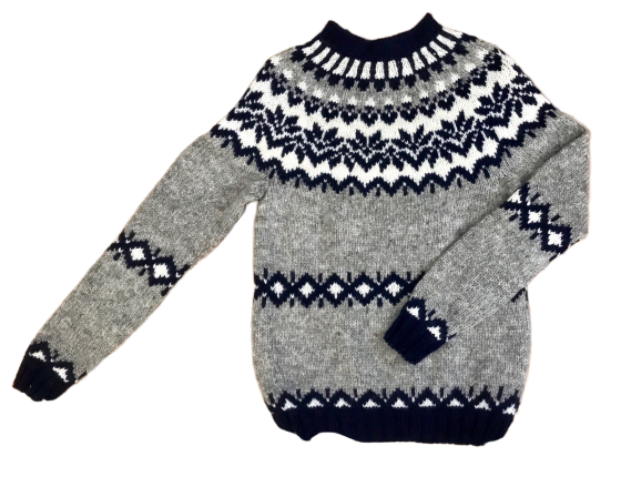 Vidak Sweater Blue (Men)