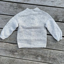 Load image into Gallery viewer, Cardigan Grey Kids