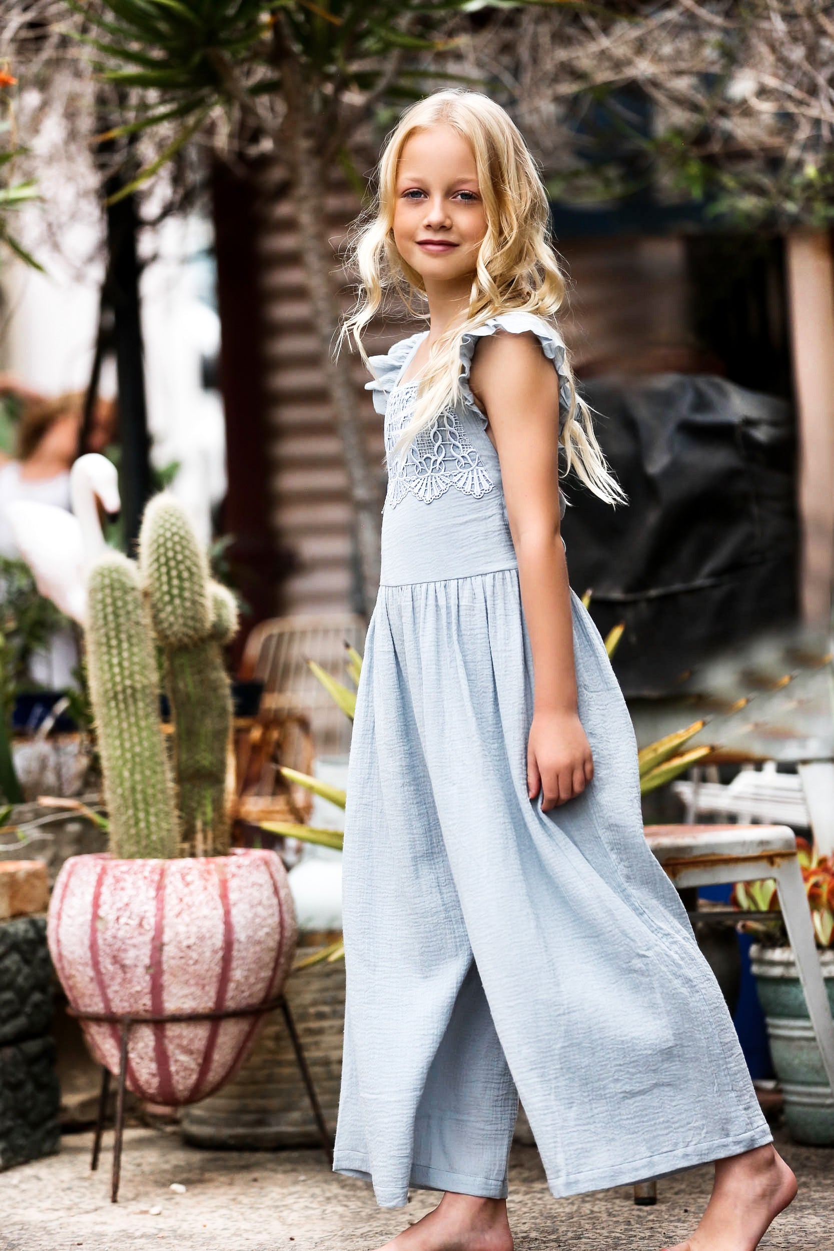 Iris Jumpsuit - Tween