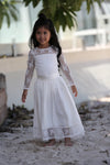 Nixie Skirt & Lace Bodysuit-SALE - 2-4 years