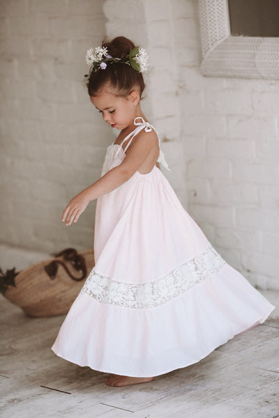 Elm Pink Girls Dress