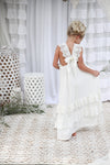 Matisse Maxi Dress - Off white/ Ivory