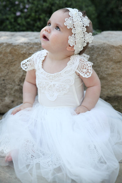 2127a94a4 Avery Dress Baby - Tea Princess
