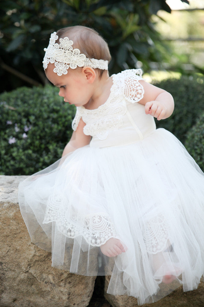 c5b23b1e5f8d Avery Dress Baby - Tea Princess