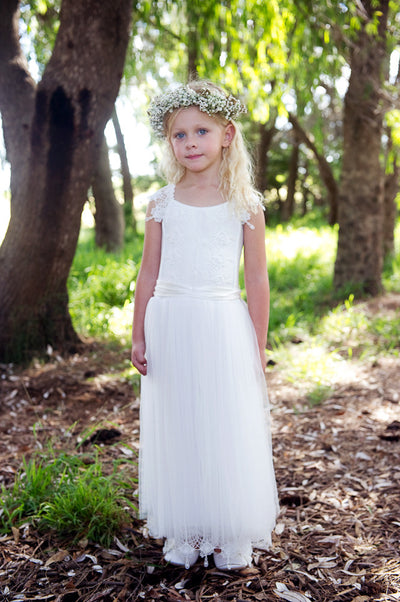 Tween Ava Tulle Dress