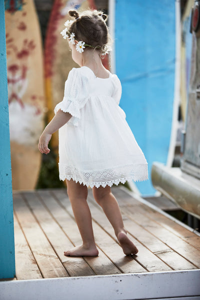 Estee Baby Dress - Tea Princess