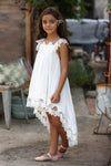 Seaglass Off White Lace dress