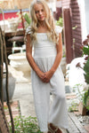 Starshine off white Jumpsuit tween