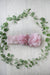 Ombre Flower Pink Headband