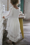 Ivory Harmony girls dress