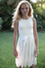 Song Bird Ivory Tween dress- size 12 years last one left