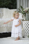 Baby Urchin Dress with bloomers