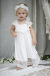 Baby Chloe dress with bloomers - Tea Princess