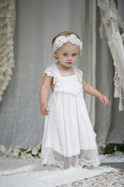 Baby Chloe dress with bloomers