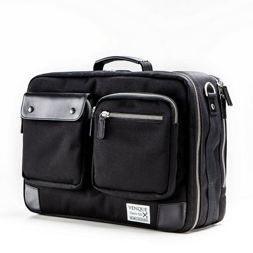 Briefpack Black BE