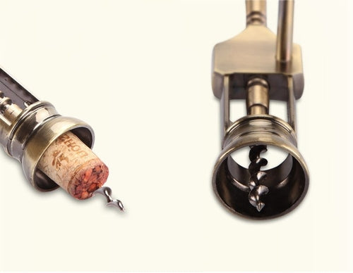 Luxury Red Wine Corkscrew