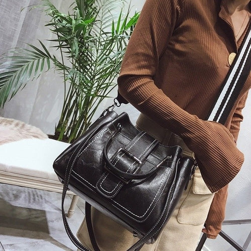 Retro Luxury Handbags Women Bags Designer