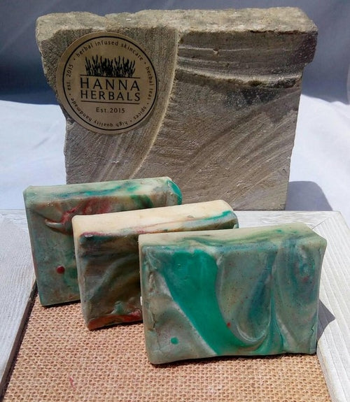 Island Breeze Soap - homemade soap - organic soap