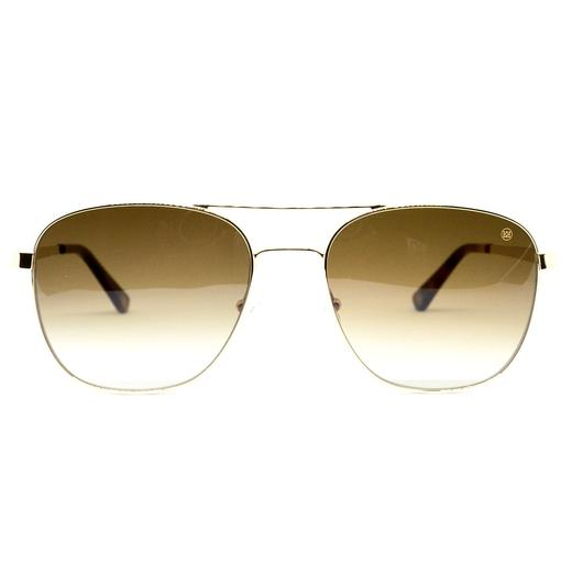 Nelson - Gold Sunglasses