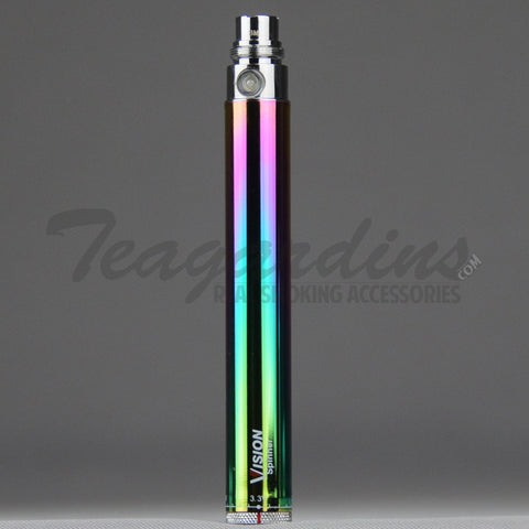 Vision 1100 mAh Twist Battery E-Electronic Cigarette
