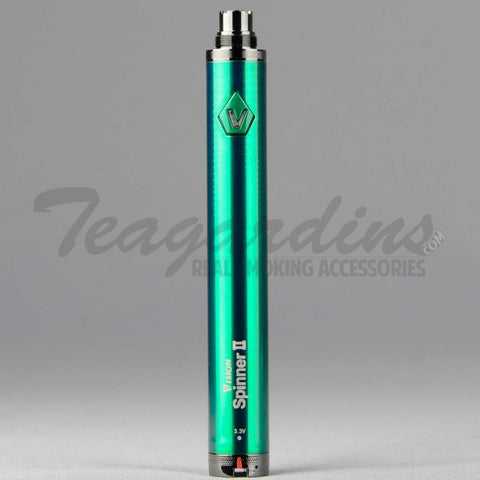 Vision Spinner 2 1600 MaH Battery Green