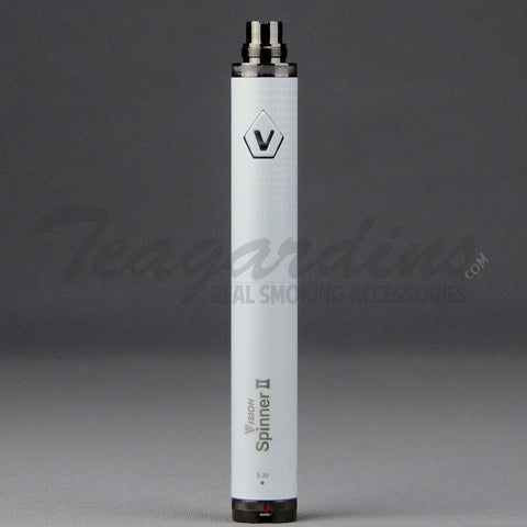 Vision Spinner 2 1600 MaH Battery White