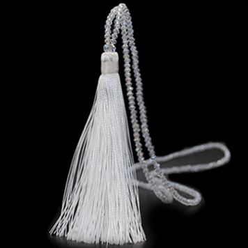 Bohemian Tassel Pendant Crystal Necklaces