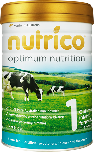 Optimum Infant Formula