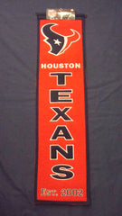 Houston Texans Heritage Banner