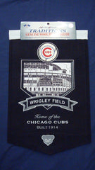 Chicago Cubs Stadium Pennant