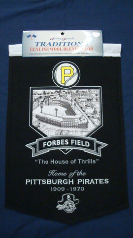 Pittsburgh Pirates Stadium Banner