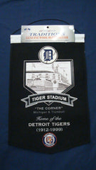Detroit Tigers Stadium Banner