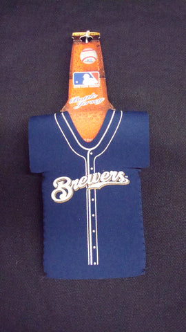 Milwaukee Brewers Jersey Bottle Coolers