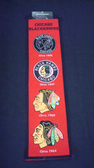 Chicago Black Hawks Heritage Banner