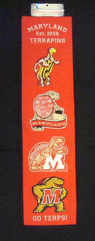 University of Maryland Heritage Banner