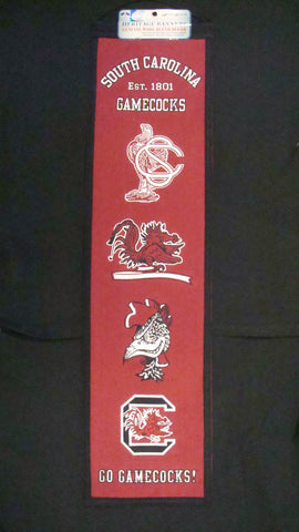 University of South Carolina Heritage Banner