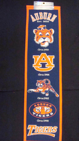 University of Auburn Heritage Banner