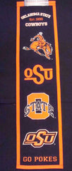 University of Oaklahoma State Heritage Banner
