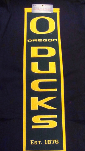 University of Oregon Heritage Banner