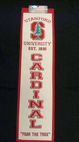 University of Stanford Heritage Banner