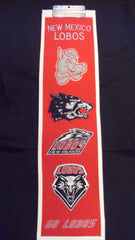 University of New Mexico Heritage Banner