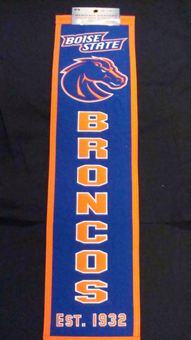 University of Boise State Heritage Banner