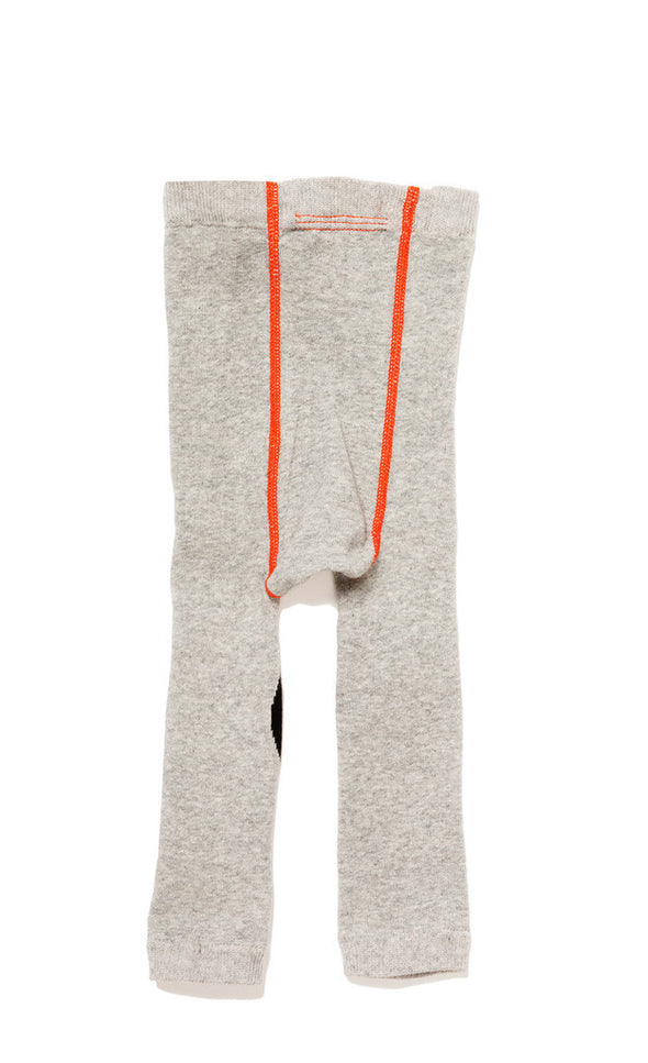 Hansel from Basel leggings - kneepad cb heather grey