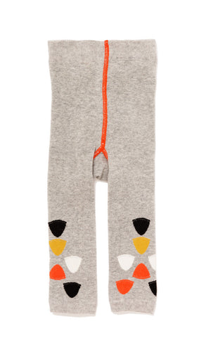 Hansel from Basel leggings - Cone grey heather