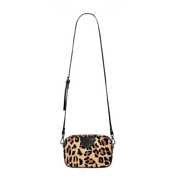 Status Anxiety Plunder Bag - Leopard