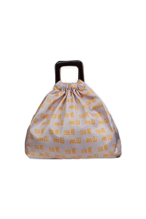 Baum und Pferdgarten Kinu Bag - Cream Orange Love